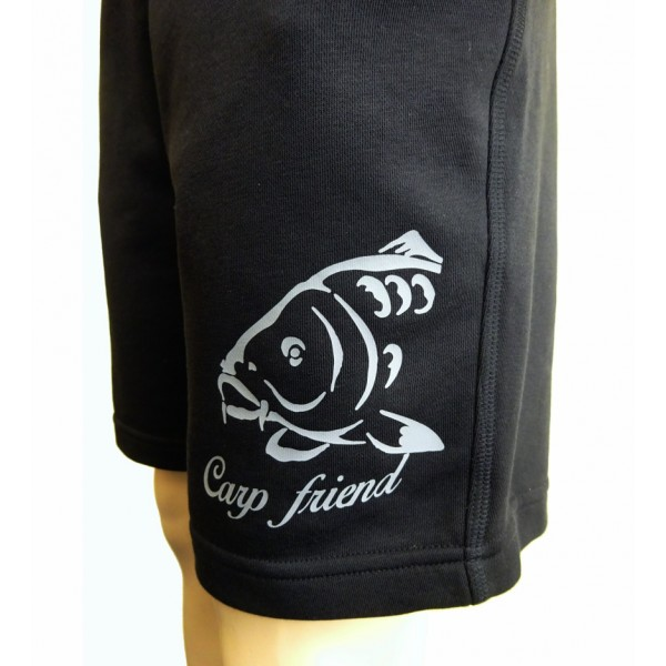 R-SPEKT Kraťasy Carp friend black