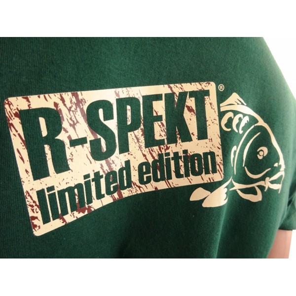 R-SPEKT Tričko limited edition green