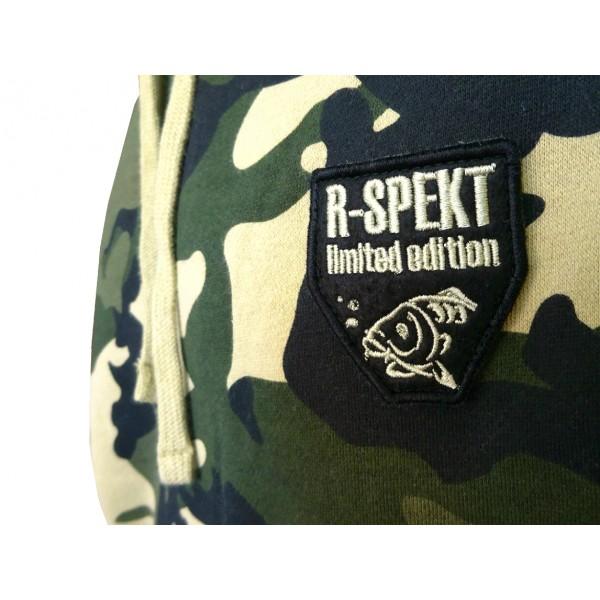 R-SPEKT Mikina s kapucí CAMOU