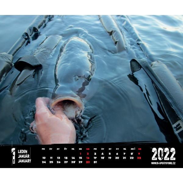 R-SPEKT Nástěnný kalendář 2022