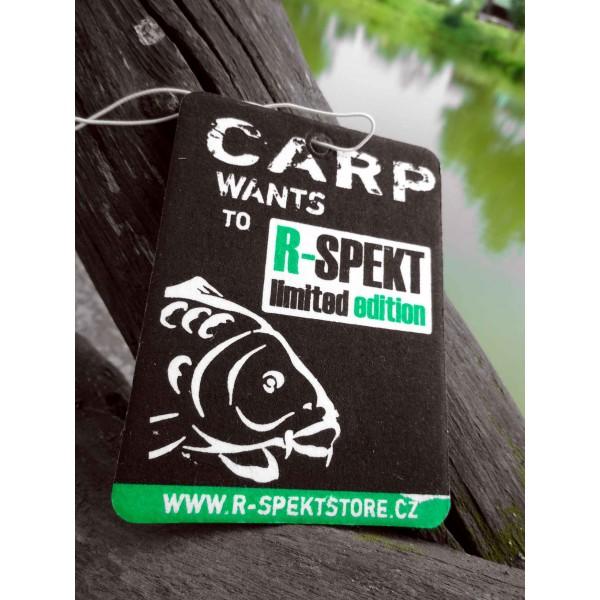 R-SPEKT Aromatická visačka CARP