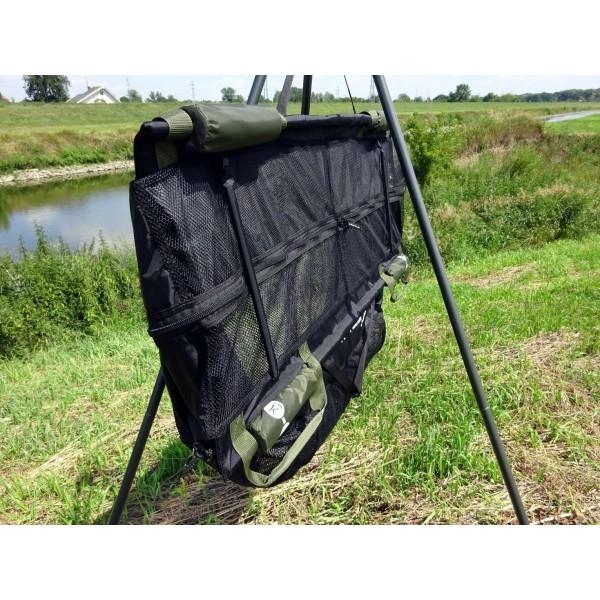 R-SPEKT Přechovávací a vážící taška s plováky MONSTER