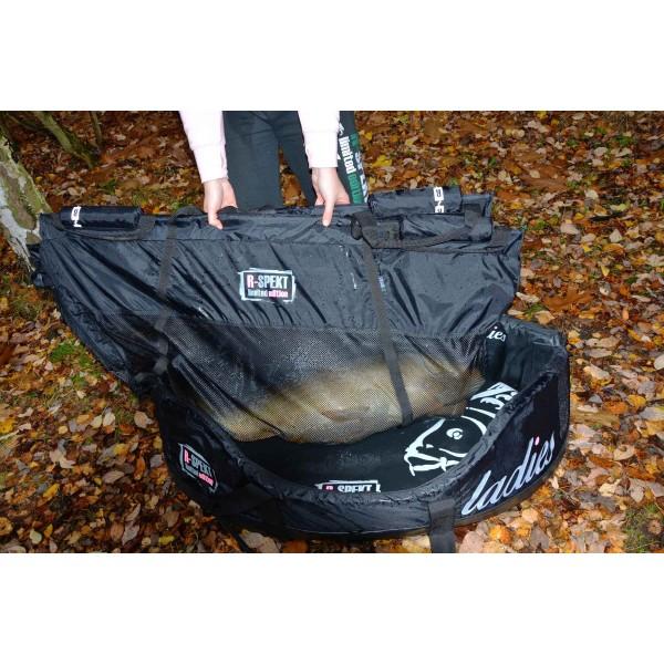 Přechovávací a vážící taška s plováky Ladies