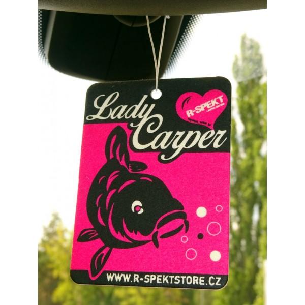 Aromatická visačka R-SPEKT Lady Carper
