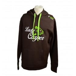 Mikina s kapucí R-SPEKT Lady Carper choco