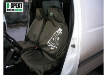 Ochranné autopotahy pro dodávky 1+1
