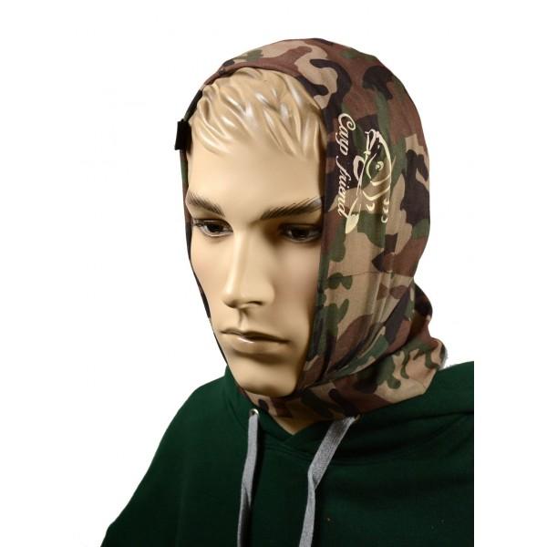 Multifunkční šátek R-SPEKT Carp friend camou