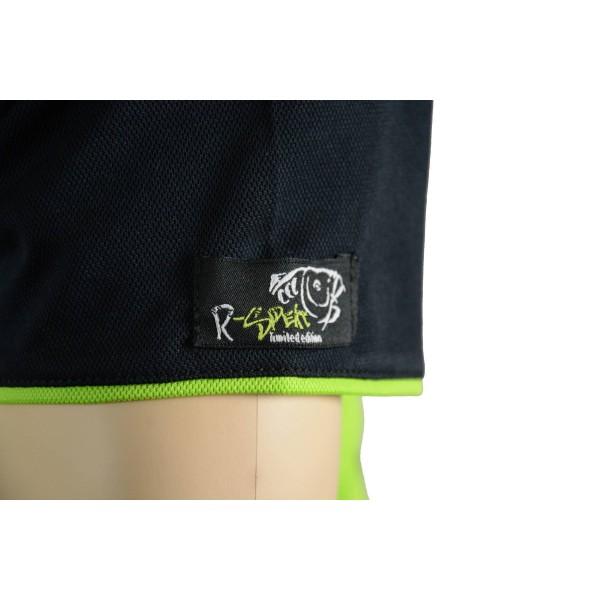 R-SPEKT Polokošile black lime