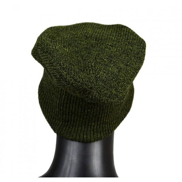 Kulich R-SPEKT Winter beanie zelenočerný