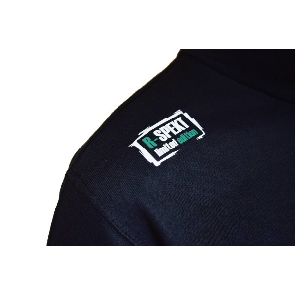 R-SPEKT Mikina s kapucí Carper black