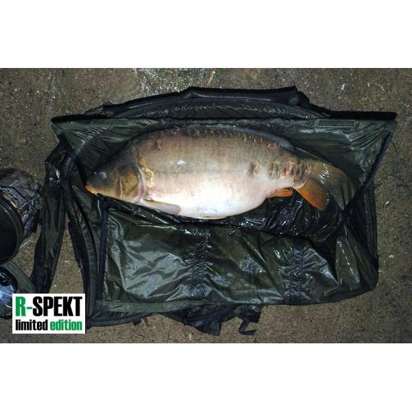Taška s pevnými rameny na vážení ryb STANDARD
