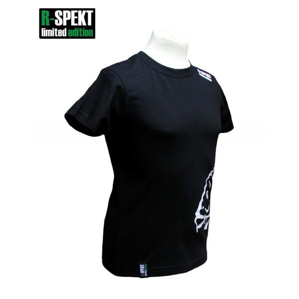 Dětské tričko R-SPEKT Carper Kids černé
