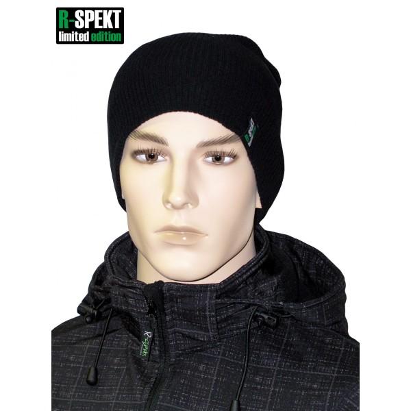 R-SPEKT Kulich slouch beanie style černý