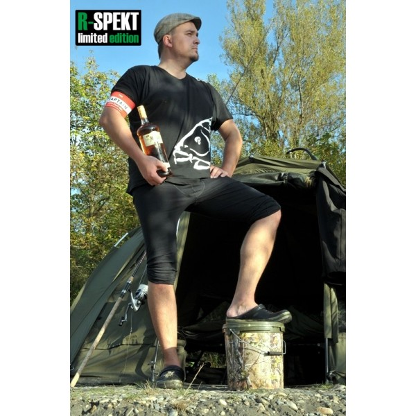 Tričko R-SPEKT Carper černé
