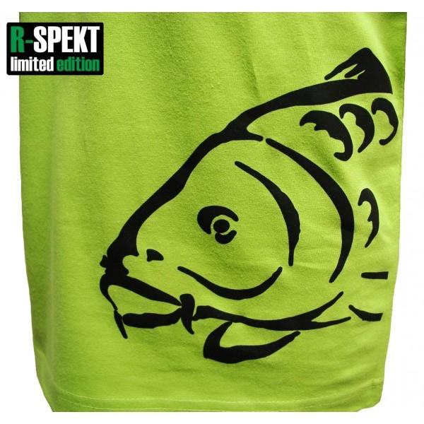 Dětské tričko R-SPEKT Carper Kids pistáciové