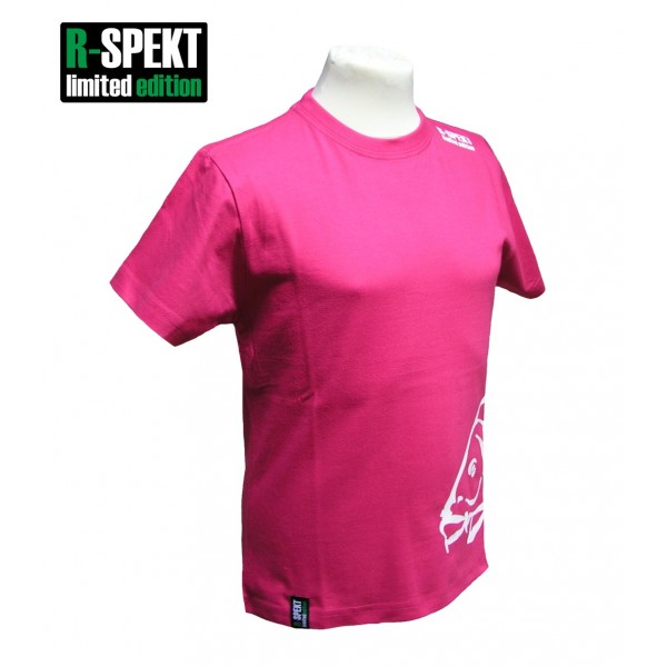 Dětské tričko R-SPEKT Carper Kids růžové