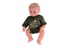 R-SPEKT Baby body Carp friend khaki