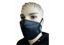 R-SPEKT Obličejová filtrační ochranná maska black