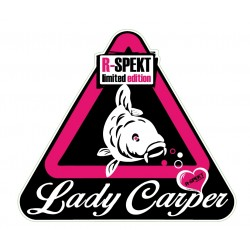 Samolepka R-SPEKT Lady Carper