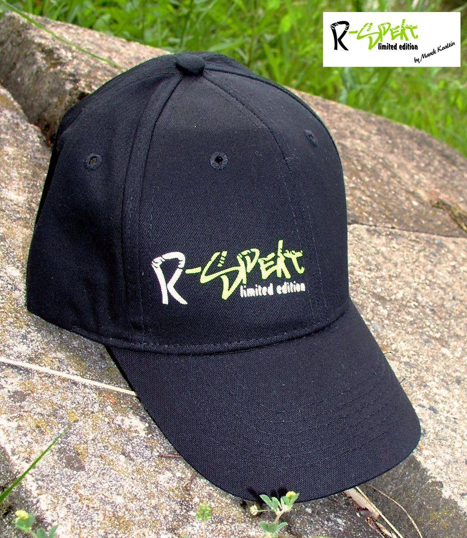 Kšiltovka R-SPEKT street trend style černá