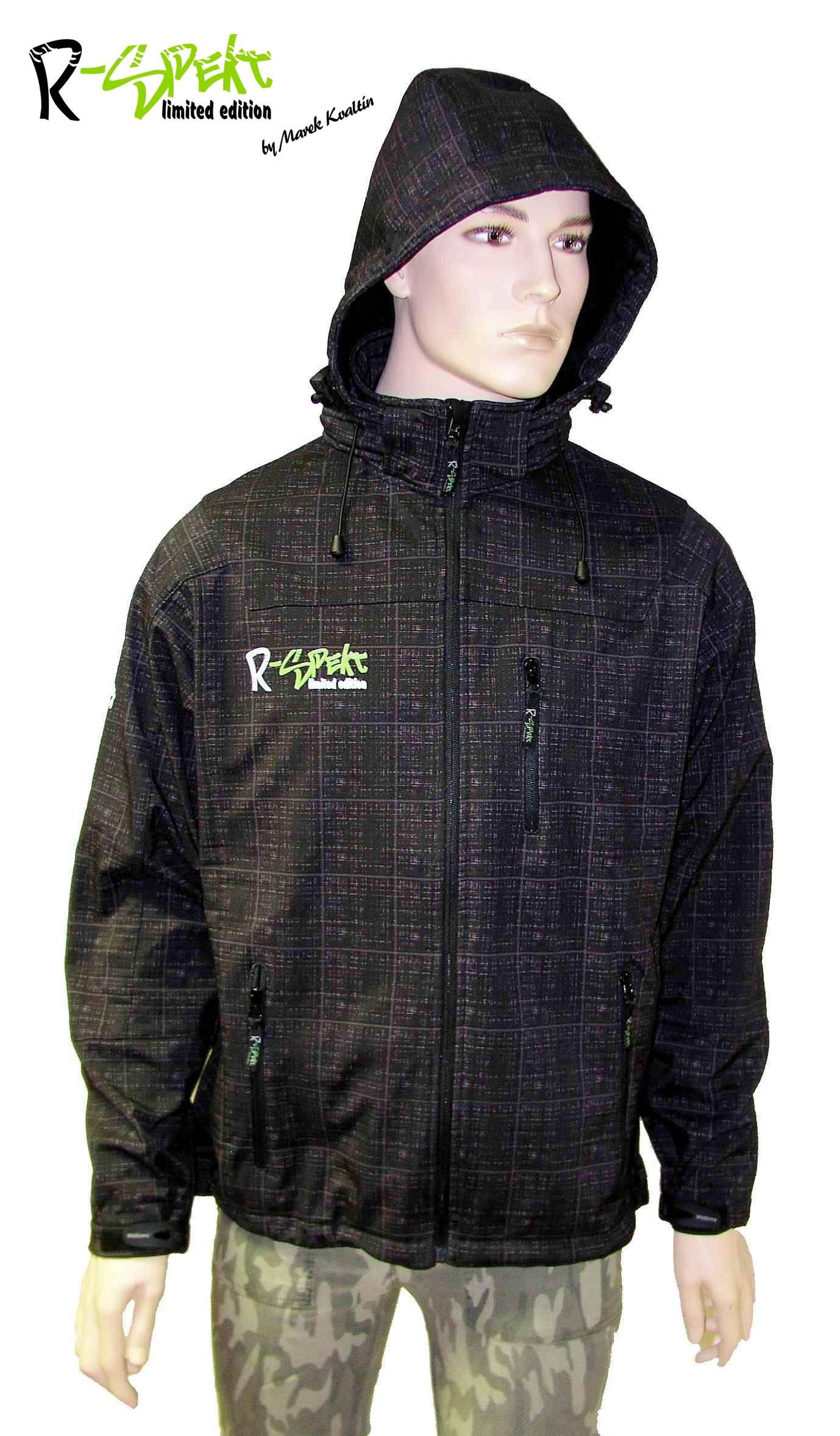 Softshellová bunda R-SPEKT