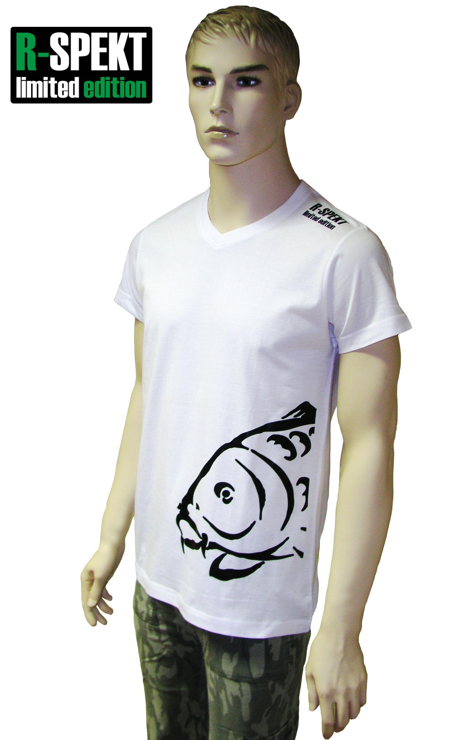 Tričko R-SPEKT Carper bílé